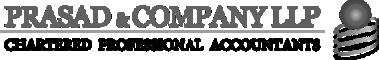 Prasad & Company LLP