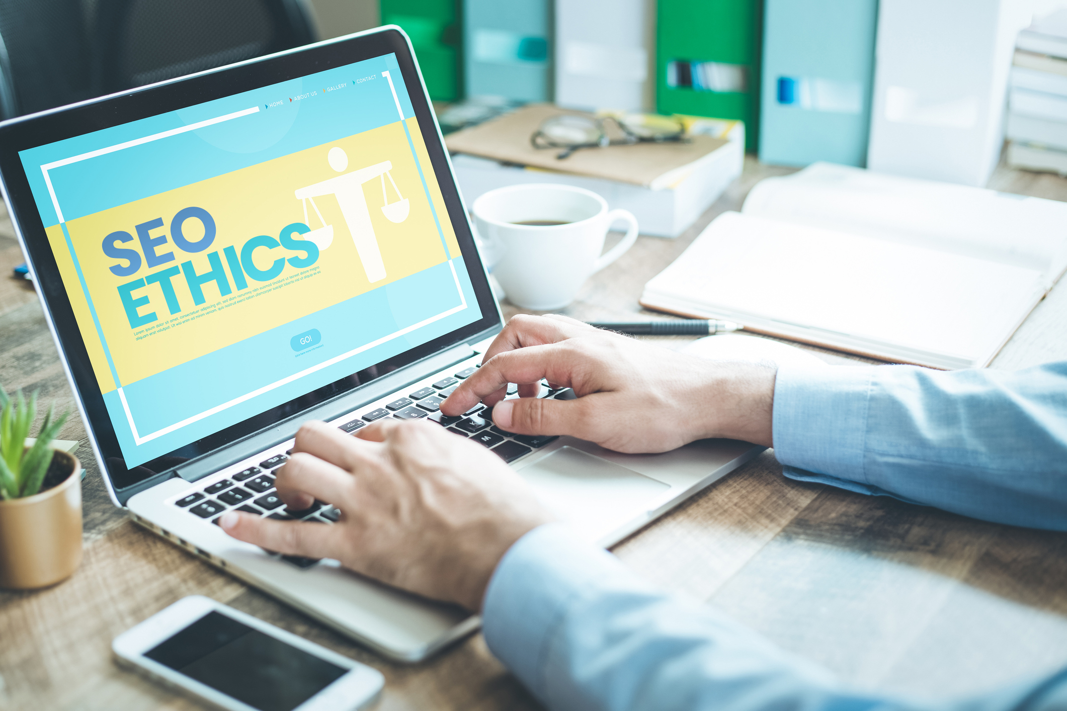 The SEO Code of Ethics: What Is It? Why Does It Matter? What's Included?